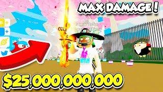 J'AI ACHETÉ LE 25 000 000 000 $ SWORD IN SAMURAI SIMULATOR! (Roblox)
