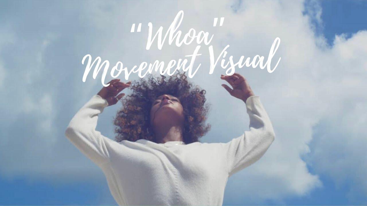 "Snoh Aalegra ""WHOA""- Short Movement Visual"