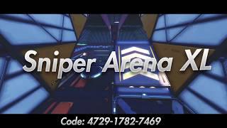 Fortnite Creative Mode: Sniper Arena XL (Code in desc.)