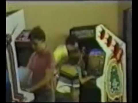 Dig Dug Arcade 1982 Promotional Video