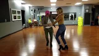 """Sobredosis- Romeo Santos ft. Ozuna"" Choreography by Cisco & Pam"