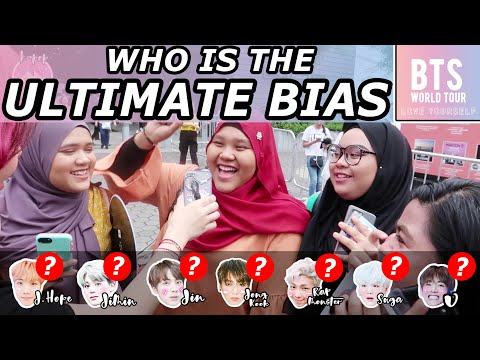 BTS LOVE YOURSELF IN SINGAPORE: ULTIMATE BIAS? - (KPop Secret Invasion Ep 1) Mp3