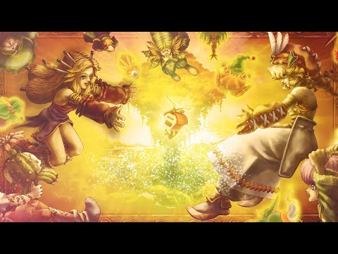 Legend of Mana | Announce Trailer
