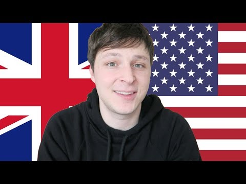 Le 3 Differenze Tra British English E American English