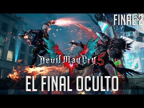 DEVIL MAY CRY 5 | EL FINAL OCULTO thumbnail