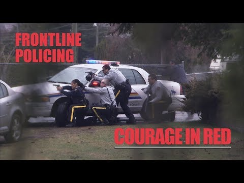 RCMP Frontline Policing