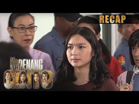 Cassie reports Daniela to police   Kadenang Ginto Recap