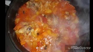 Овощное рагу с мясом!!! МЯСО с овощами!!! Очень вкусно и очень просто!!!!