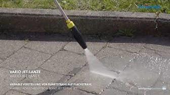 Kränzle Hochdruckreiniger Lanzen im Vergleich bei www.reinigungsberater.de