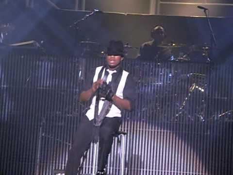 Ne-Yo Live Manchester 13/2 - Part Of The List