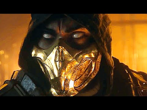 MORTAL KOMBAT 11 All Cutscenes Full Movie Complete Story Mode [4K-60FPS]