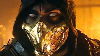 MORTAL KOMBAT 11 All Cutscenes Full Movie Complete Story (MK11) 2019