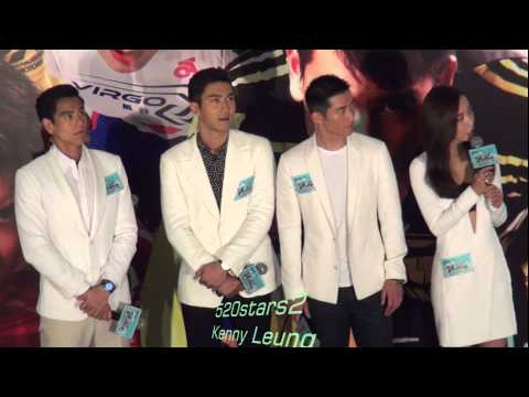 Super Junior (SJ) - 崔始源Siwon Choi(최시원) To The Fore Movie Premiere In Hong Kong 20150803