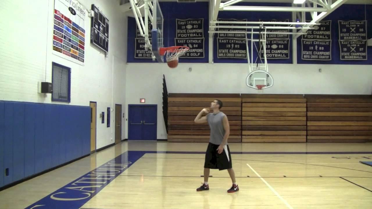 FitDeck Basketball Shooting Drill | 1-Hand Form Shooting - YouTube