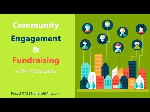 Nonprofit Community Outreach and Fundraising