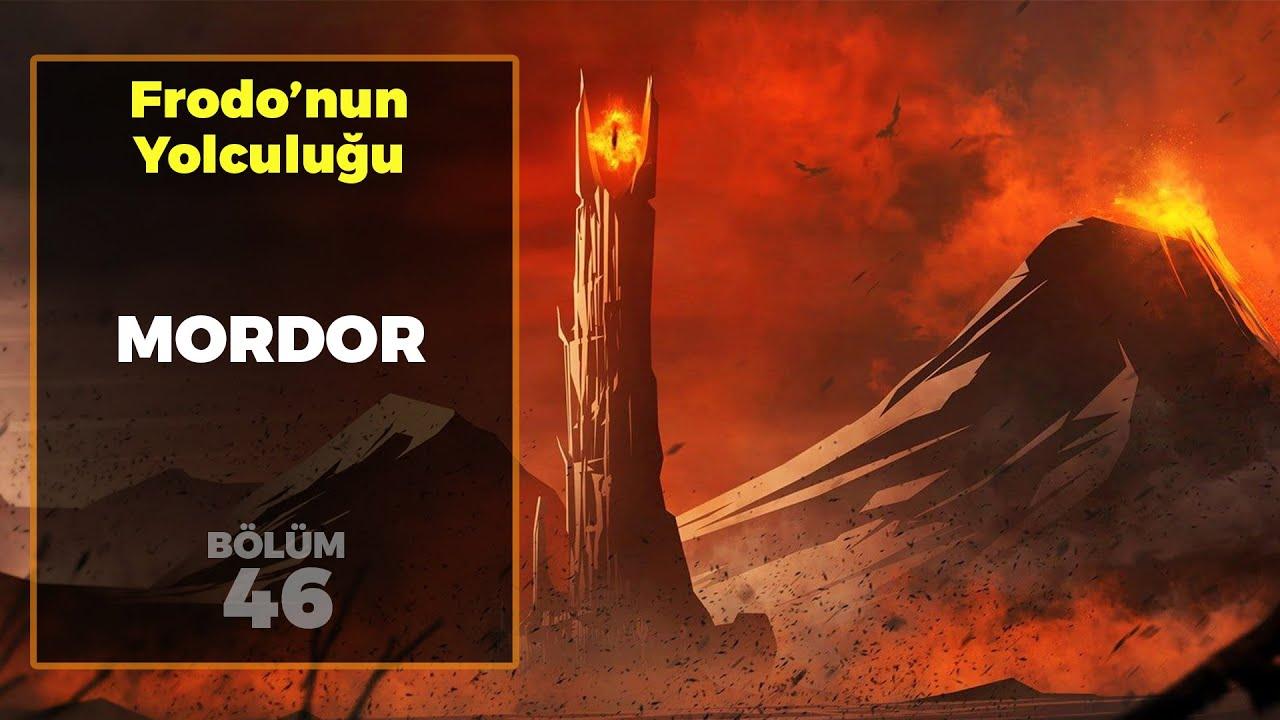 MORDOR / Frodo'nun Yolculuğu B46 - Yüzüklerin Efendisi