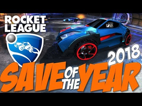 Rocket League - SAVE OF THE YEAR 2018 - GRAND FINAL thumbnail