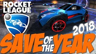 Rocket League - SAVE OF THE YEAR 2018 - GRAND FINAL