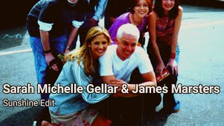 Sarah Michelle Gellar and James Marsters / Goodbye To You