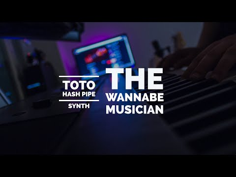 Synth Cover || Toto - Hash Pipe