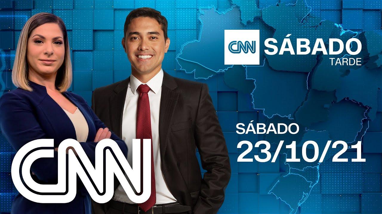 Download CNN SÁBADO TARDE - 23/10/2021