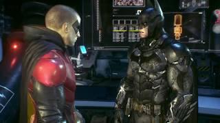 Batman Arkham Knight - (New Story +) Walkthrough Part 5  (PS4)