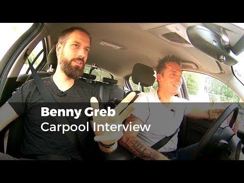 Carpool Interview mit Benny Greb   drumtrainer