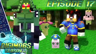 Minecraft Modded Digimobs Survival - #17