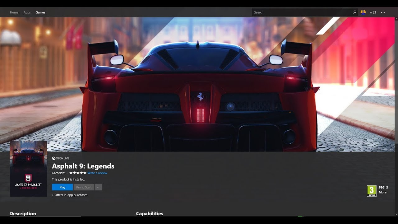 Asphalt 9 Legends for PC : Download / Install Workaround and First Gameplay
