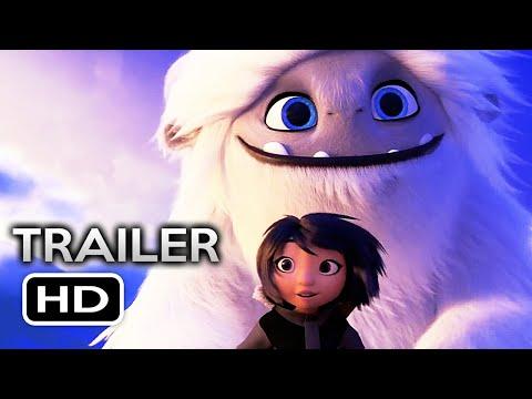 Play ABOMINABLE Official Trailer (2019) Chloe Bennet, Sarah Paulson Animated Movie HD