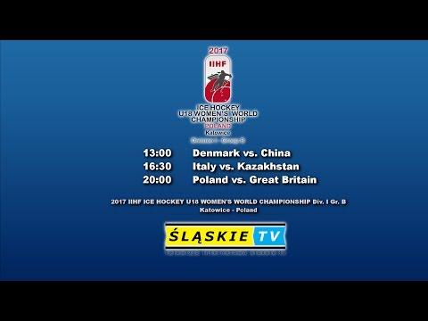 11 JAN 13:00 Denmark - China
