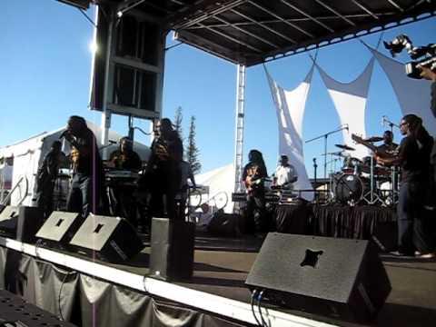 Caribbean Music Farm Band Live at MLK DAY 2010 c