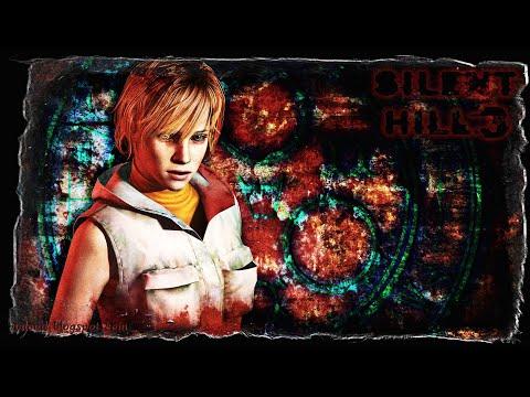 Silent Hill 3 женское прохождение#8:Ужасы в метро)