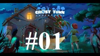 #01 Ghost Town Adventures (Android Gameplay) - Grandpa - HD (1080p)
