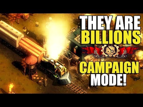New Campaign Mode! The Hidden Valley Mission  - They Are Billions Gameplay