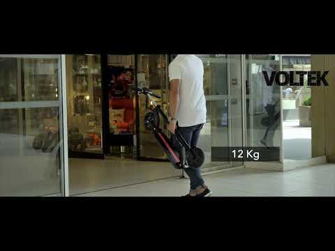 Voltek V3 - Trottinette électrique légère et puissante