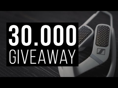 30.000 GIVEAWAY – THANK YOU SO MUCH
