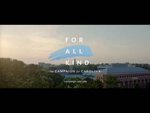 For All Kind: The Campaign for Carolina