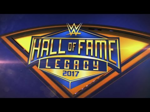 Meet the WWE Hall of Fame 2017 Legacy inductees