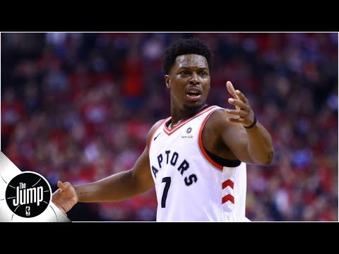 [The Jump] What is going on with Kyle Lowry?