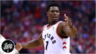 What is going on with Kyle Lowry? | The Jump