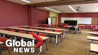 Coronavirus: COVID-19 cases uptick as provinces mull reopening schools