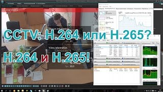 CCTV: H.264 или H.265? H.264 и H.265!