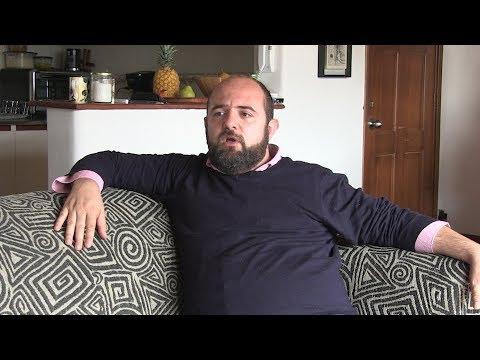 Entrevista a Santiago Rivas
