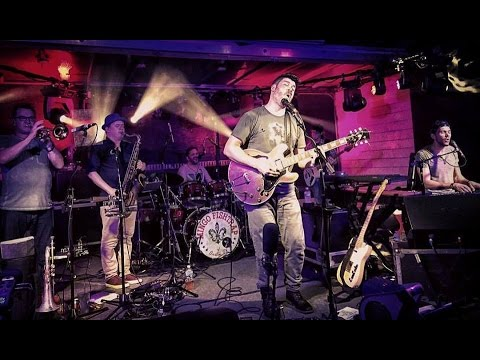 Mingo Fishtrap - 1.5hr. LIVE SET @ Salvage Station - Asheville, NC - 7/27/16