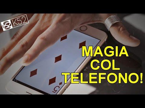 VERA MAGIA col TELEFONO! / ANYCARD - K52