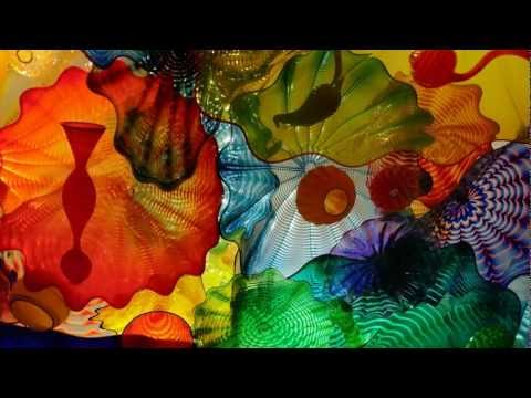 Chihuly Garden and Glass with Miles Davis