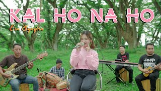 KAL HO NAA HO - Shah Rukh Khan | Sonu Nigam  ||  cover by Era Syaqira   //   Akustik Jaipongan