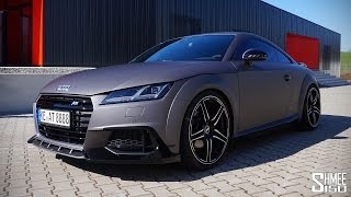 ABT TT 2.0 TFSI - Intro and Test Drive - 310PS