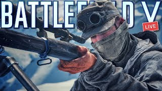 GRINDING ASSIGNMENTS (And Talking RSP) - Battlefield 5 Live 60FPS Multiplayer Gameplay